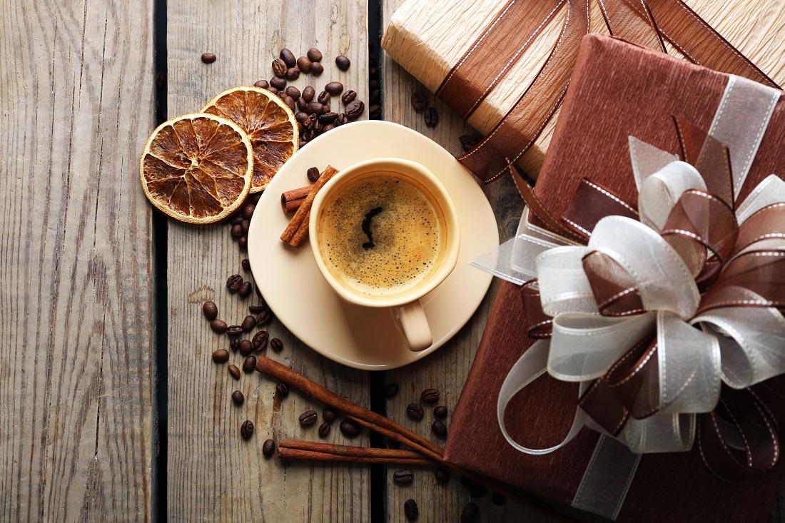 4 regalos para hacer en Navidad a un amante del café