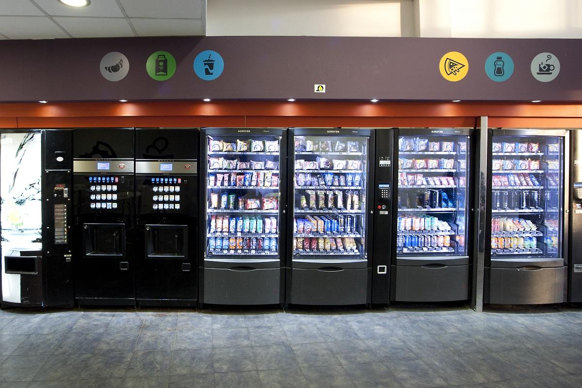 La distribución automática se convierte en un balón de oxígeno para el retail